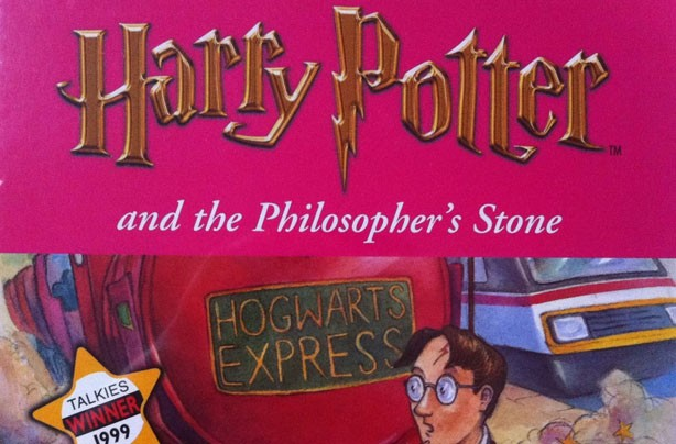 children's books, kid's books, Harry Potter and The Philosopher's Stone