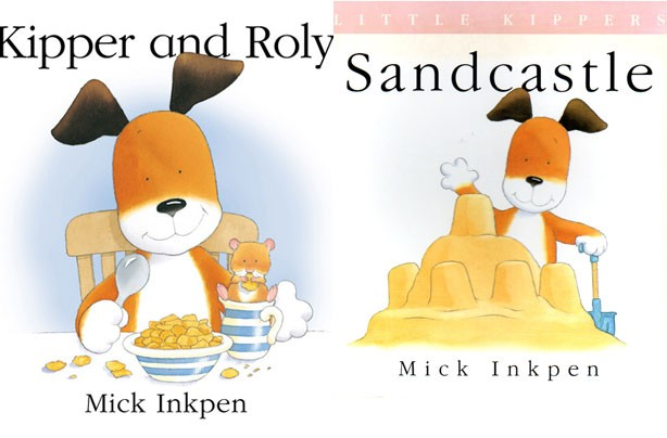 children's books, kid's books, Kipper