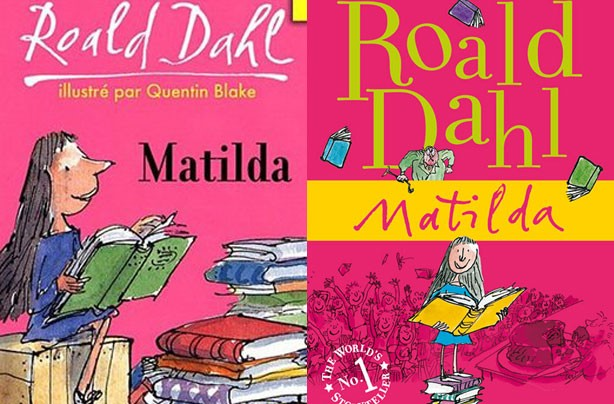 children's books, kid's books, Matilda