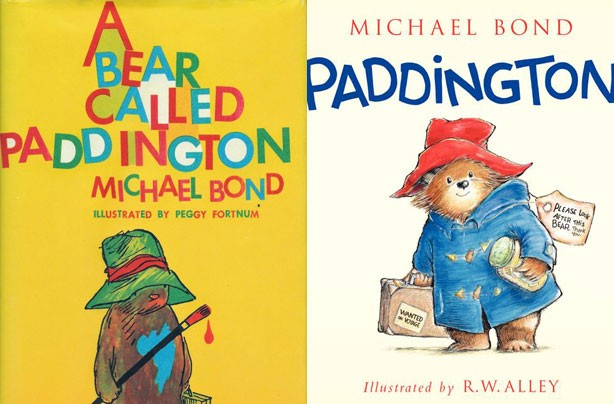 children's books, kid's books, Paddington