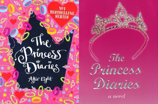 children's books, kid's books, The Princess Diaries