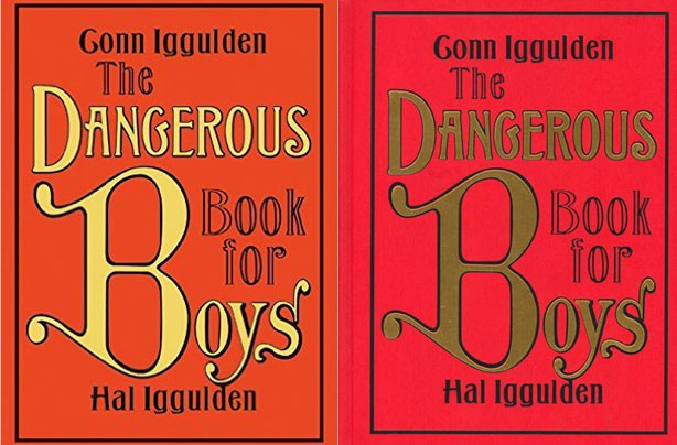 children's books, kid's books, The Dangerous Book for Boys