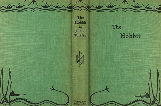 children's books, kid's books, The Hobbit