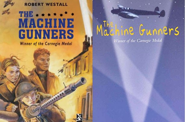 children's books, kid's books, The Machine Gunners