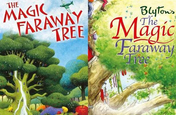 children's books, kid's books, The Magic Faraway Tree