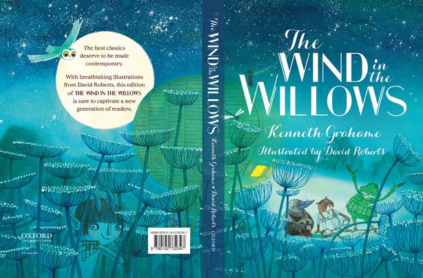 children's books, kid's books, The Wind in The Willows