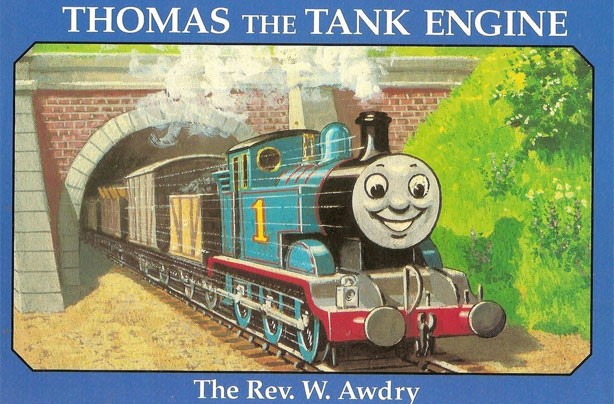 children's books, kid's books, Thomas The Tank Engine
