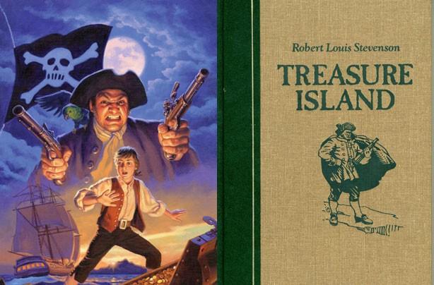 children's books, kid's books, Treasure Island