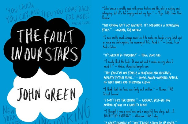children's books, kid's books, The Fault In Our Stars