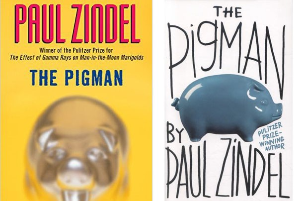 children's books, kid's books, The Pigman