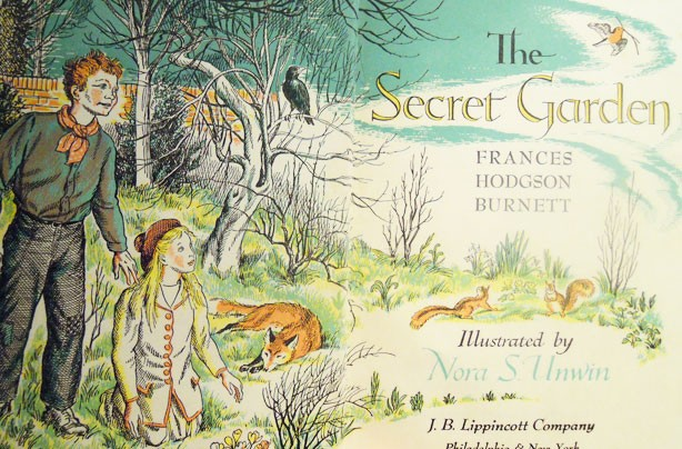 children's books, kid's books, The Secret Garden