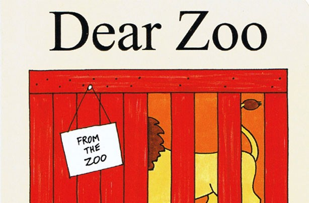 children's books, kid's books, Dear Zoo