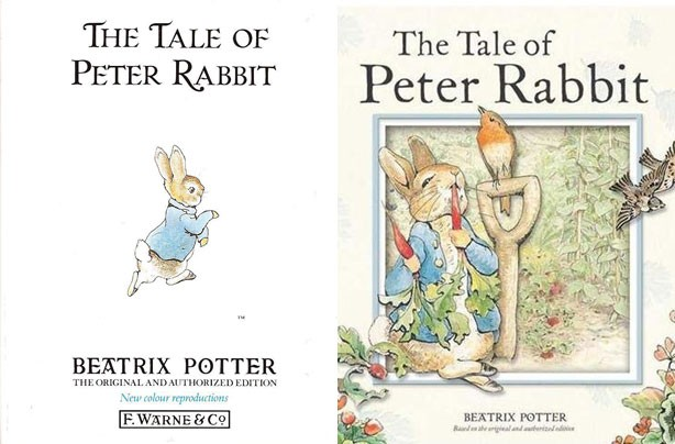 children's books, kid's books, Peter Rabbit