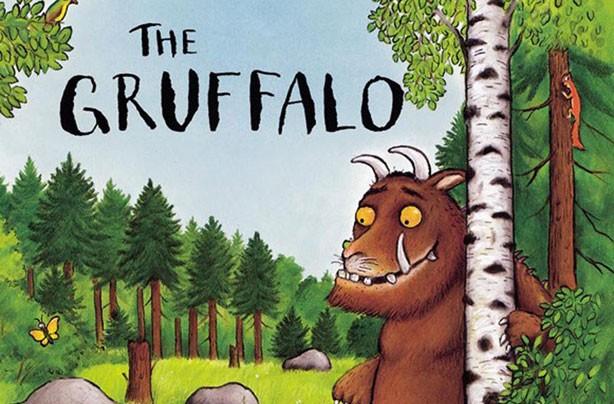 children's books, kid's books, The Gruffalo