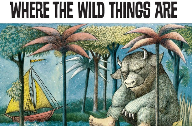 children's books, kid's books, Where The Wild Things Are