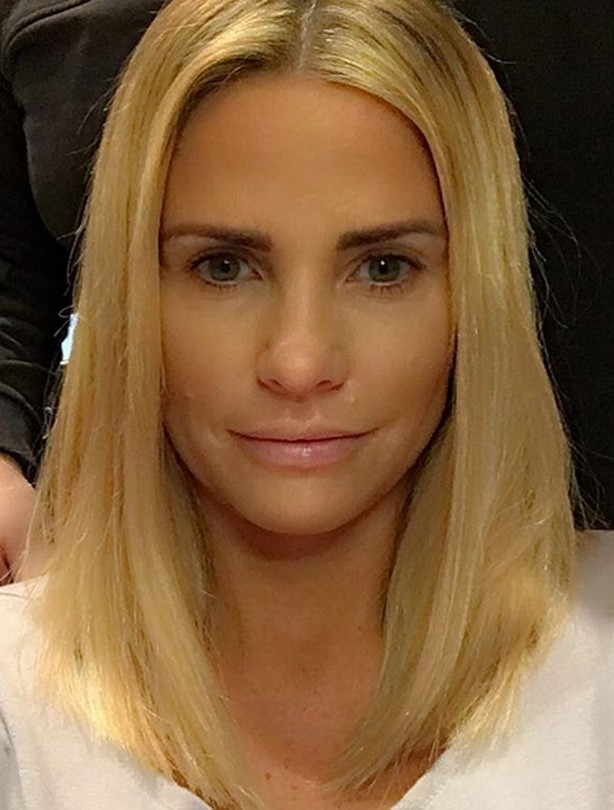Katie Price, best bobs hair gallery