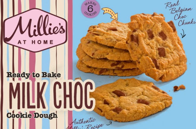 Millie's Cookies at Iceland