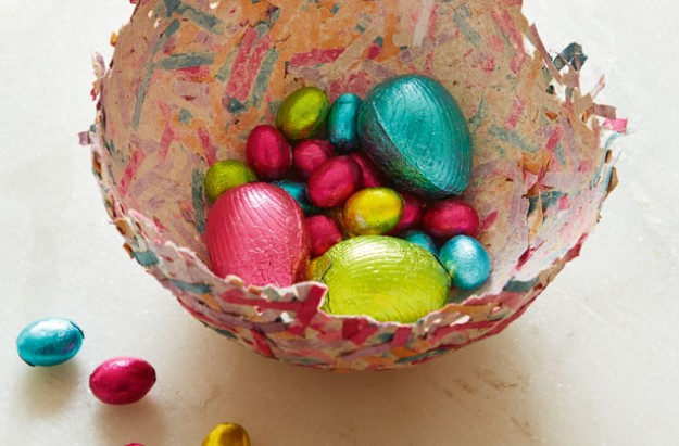 Easter craft bowl