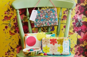 Easter craft gift bags