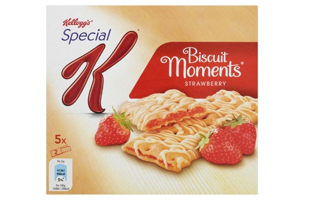 Best and worst cereal bars special k