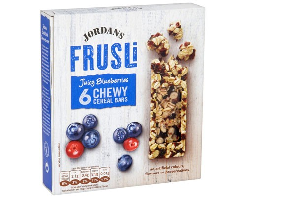Best and worst cereal bars frusli