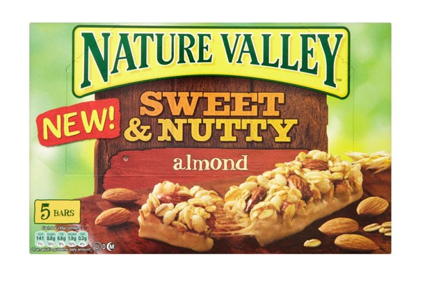 Best and worst cereal bars nature valley