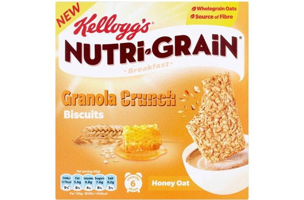 Best and worst cereal bars nutri-grain