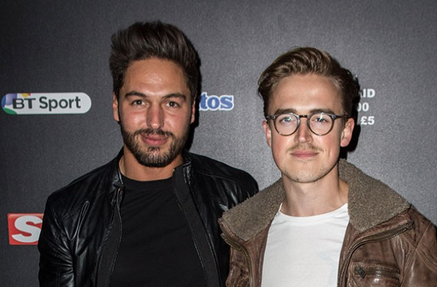 Tom fletcher Mario Falcone