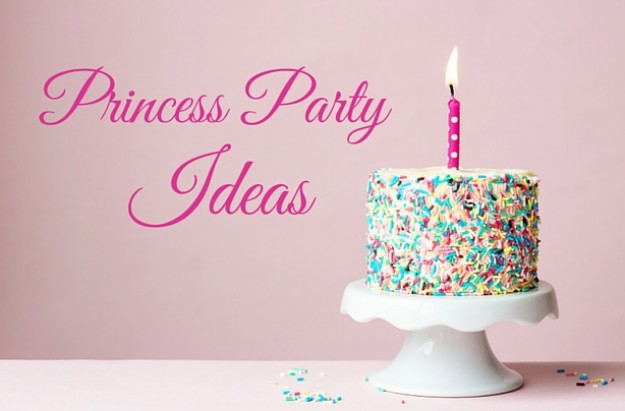 Princess Party Ideas Cover Image