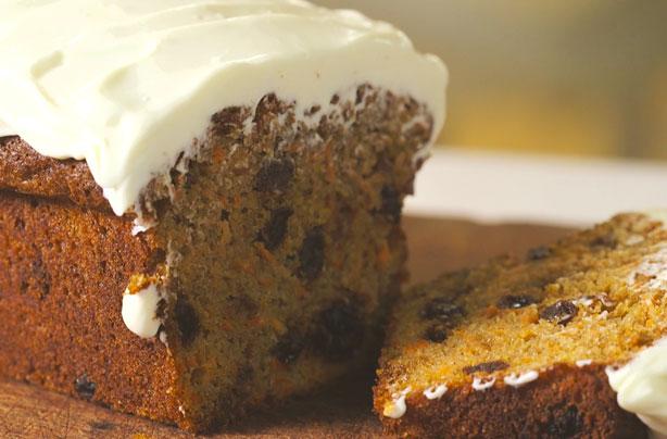 British carrot cake recipe