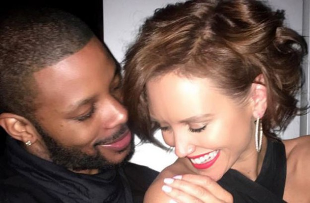 Nicky Whelan engaged