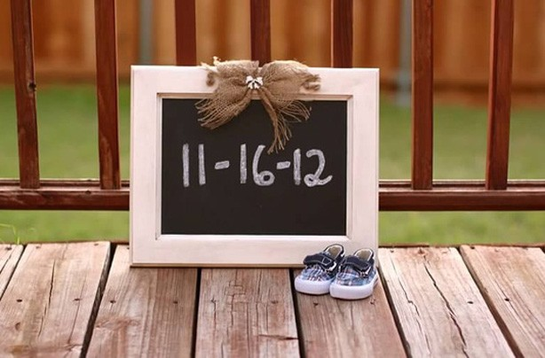 Pregnancy announcements ideas