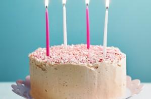 Nadiya birthday confetti cake
