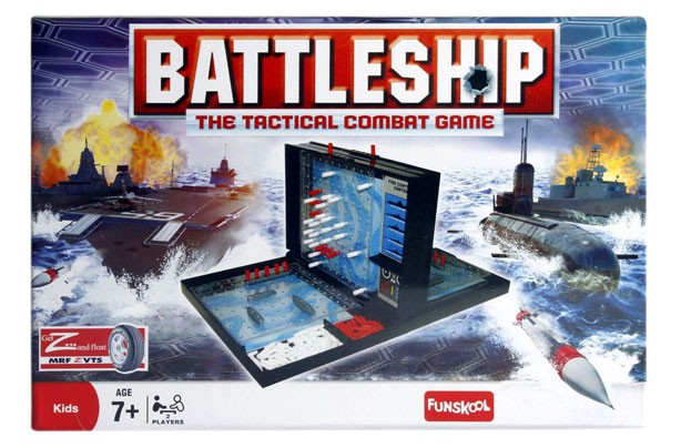 Best board games for kids battleships