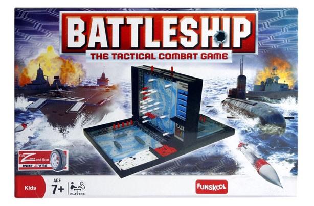 Best board games for kids battleships