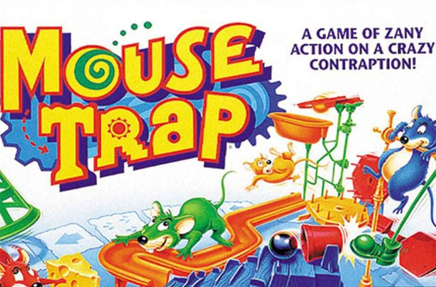Best board games for kids mouse trap