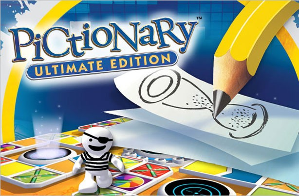 Best board games for kids pictionary