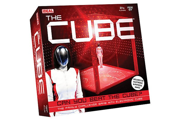 Best board games for kids the cube