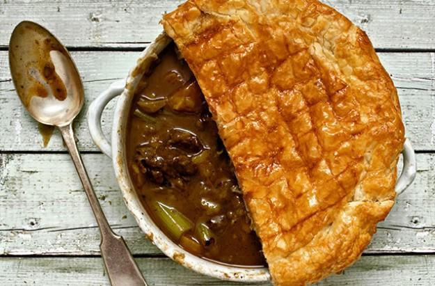 Pie-Gravy