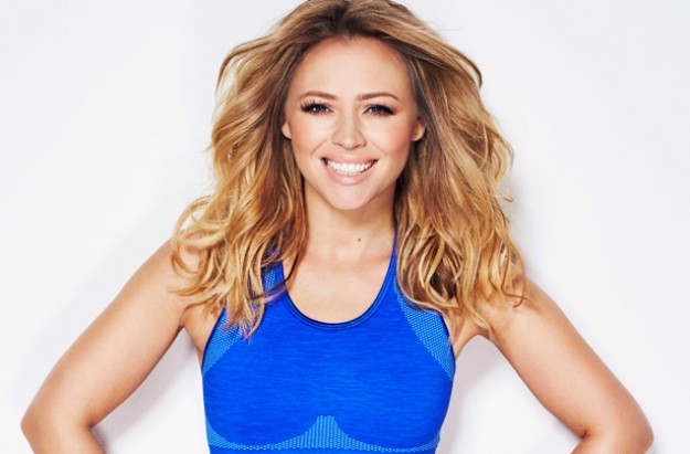 Kimberley Walsh Fit & Well
