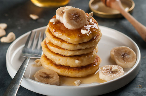 ingredient banana pancakes recipe - goodtoknow