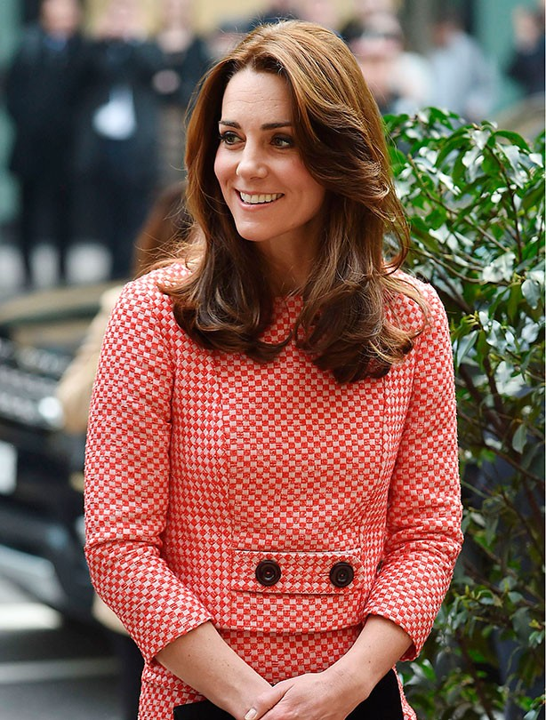 Kate Middleton visits XLP Mentoring Project: 11 March 2016