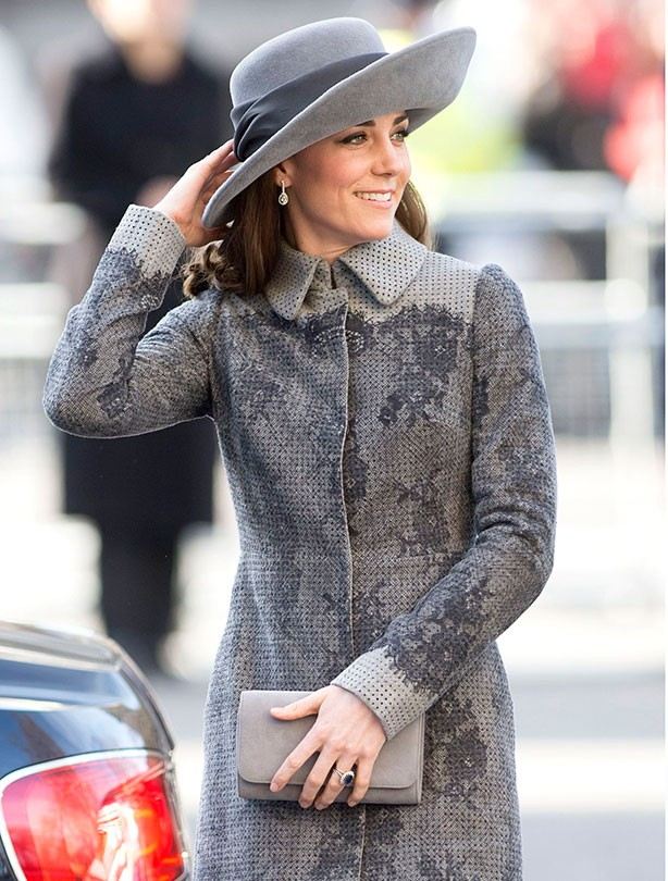 Kate Middleton Commonwealth Day Service: 14 March 2016
