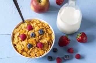 Breakfast cereal, vitamin D foods