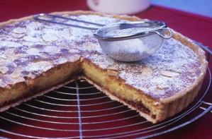 Hairy Bikers Bakewell tart recipe