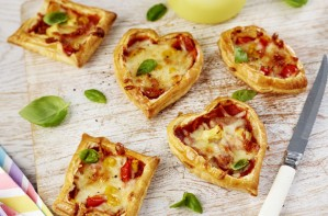 Build-your-own lunch tart