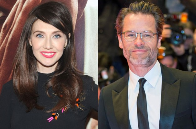 Carice Van Houten and Guy Pearce