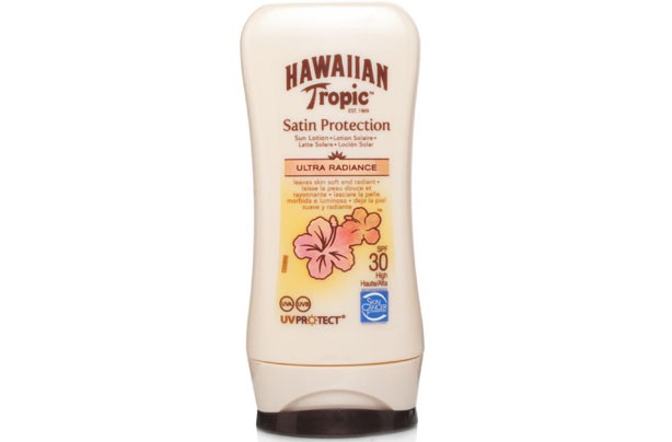 HAWAIIAN TROPIC Satin Protection Lotion SPF30