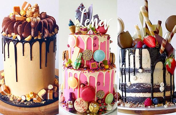 Cake Decorating Quiz : The most calorific cakes we ve ever seen - goodtoknow
