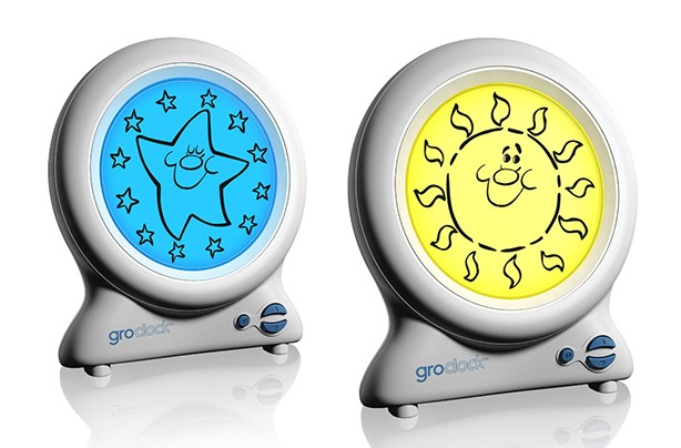 Baby sleep aids gro clocks